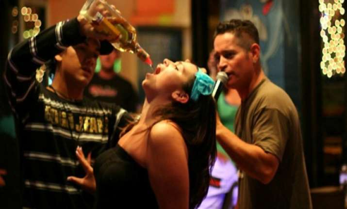 drinking alcohol during puberty makes you addicts