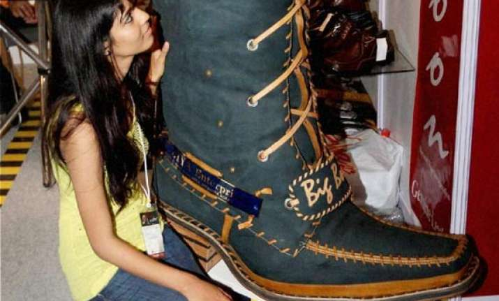 expo for shoe leather lovers back in capital