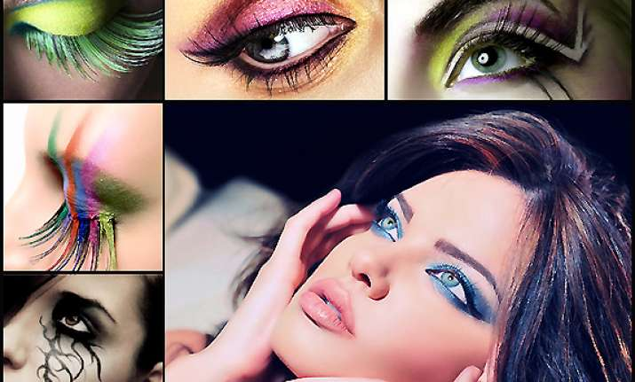 eye makeup wear it right see pics
