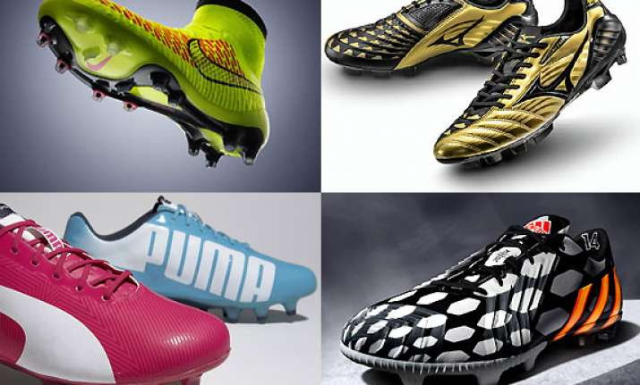 fifa world cup 2014 unique range of cleats this game season