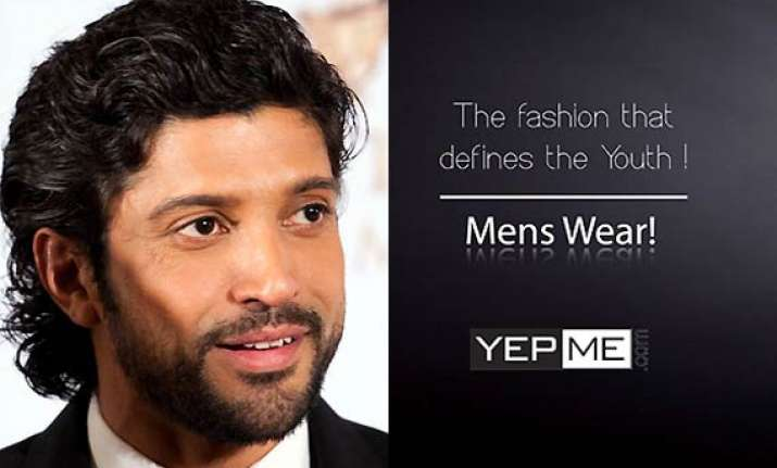 farhan akhtar becomes face of yepme.com