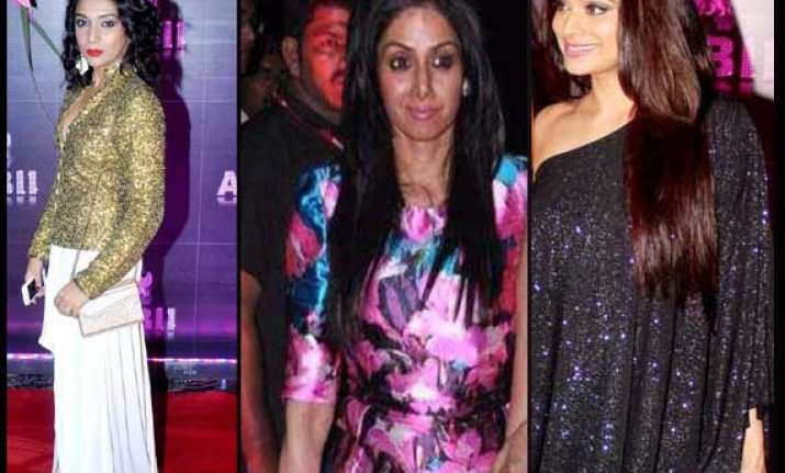 fashion disasters at sridevi s birthday bash view pics