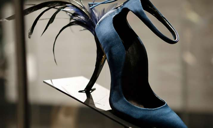 footwear takes centre stage with designer shoes