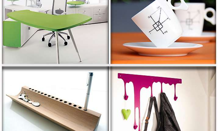 glam up your office with funky accessories