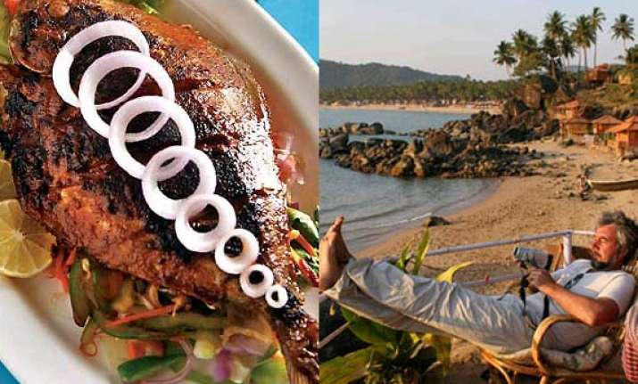 goa a paradise for seafood lovers see pics