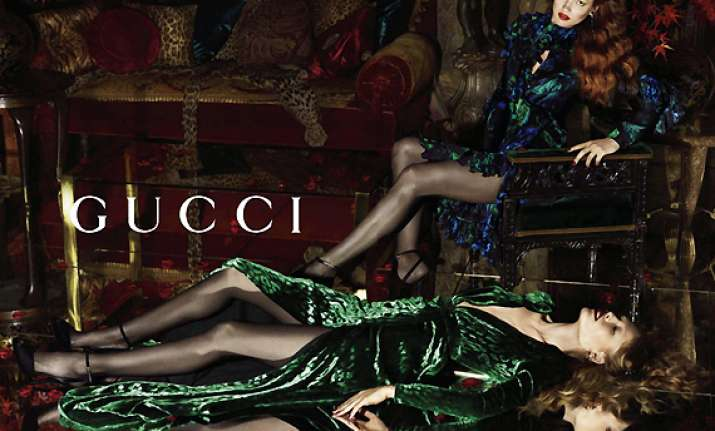 gucci s fall winter collection is all about sensuality