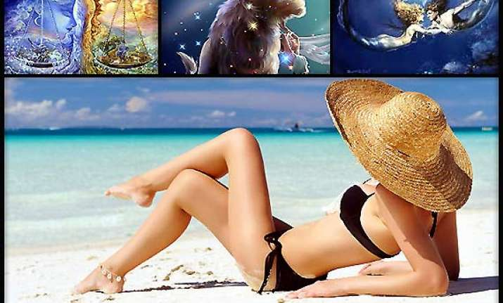 choose holiday destination on the basis of zodiac sign