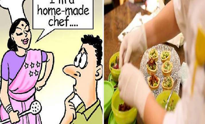 housewife chefs delivering home food in star hotels