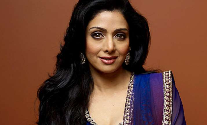 i am not obsessed with brands sridevi
