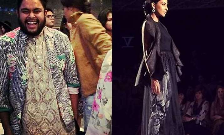 icw 2014 day 3 varun bahl gives a firangi touch to indian
