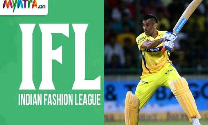 move away ipl now myntra comes with indian fashion league