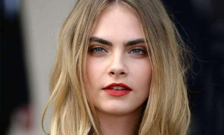 cara delevingne always liked being naked