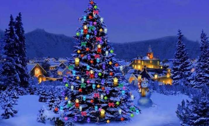 indians travel abroad in search of snowy christmas survey