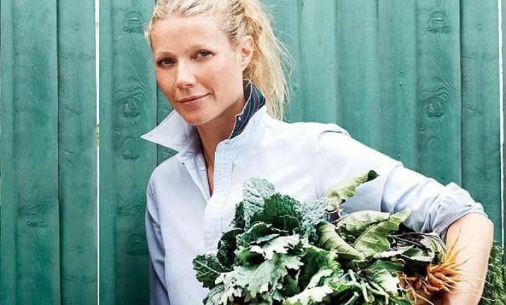 gwyneth paltrow to launch third cookbook