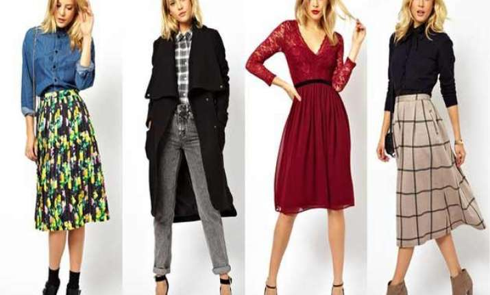 flatter your body type with right outfits