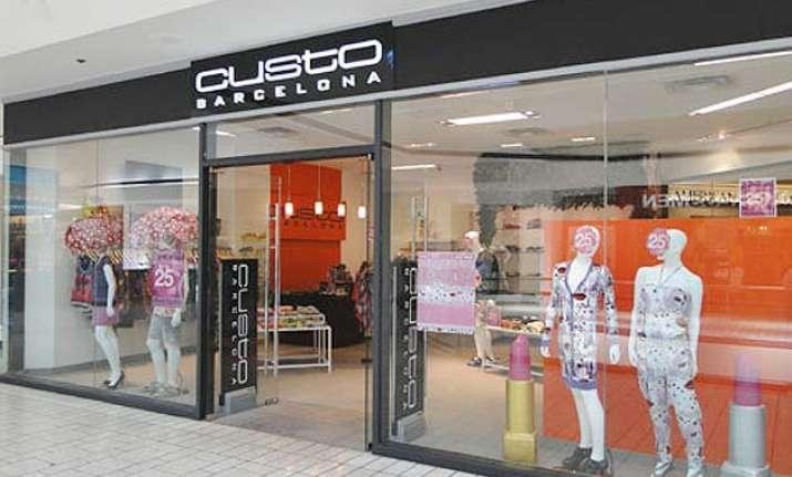 0ae94b2953c Spanish brand Custo Barcelona enters Indian market