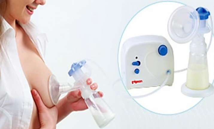breast pumps seen as solution for young working mothers
