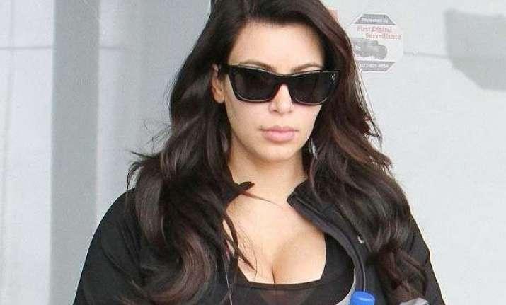 kim kardashian to be fitness guru