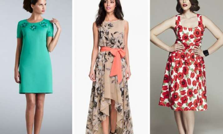 pick right summer dress as per body shape