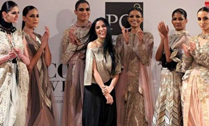 anamika khanna s new collection makes indian wear look cool