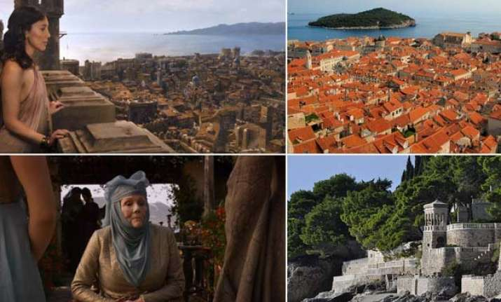 explore top 5 destinations exactly like game of thrones