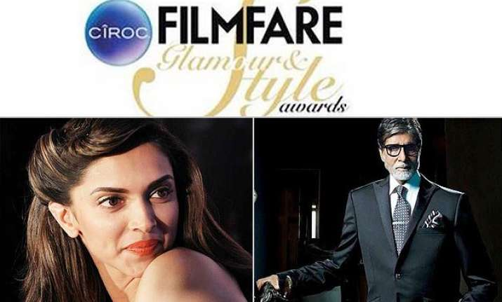 filmfare glamour style awards 2015 and the nominees are...