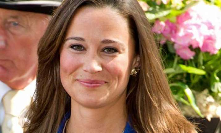 pippa middleton has prince george as her screensaver