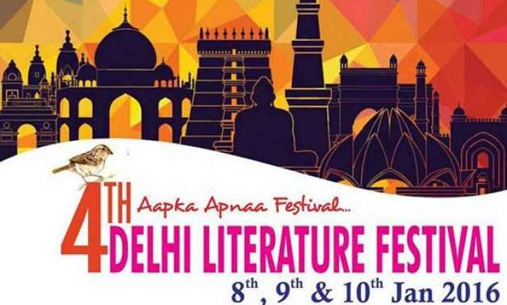 delhi literature festival s fourth edition to flag off from