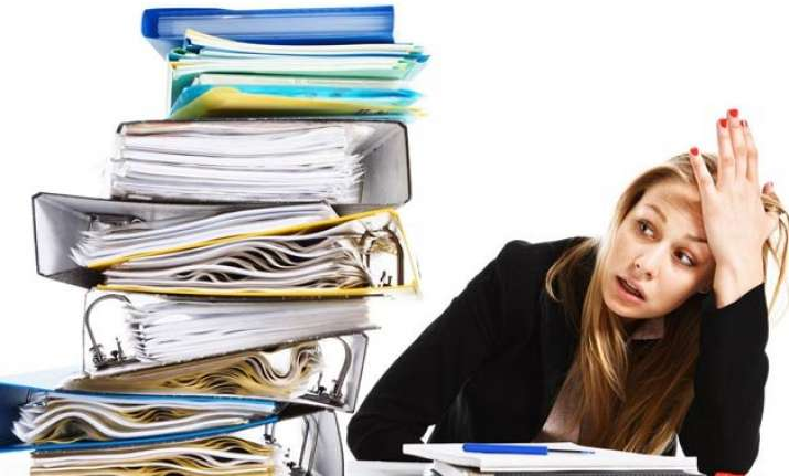 beware work stress may lead to stroke