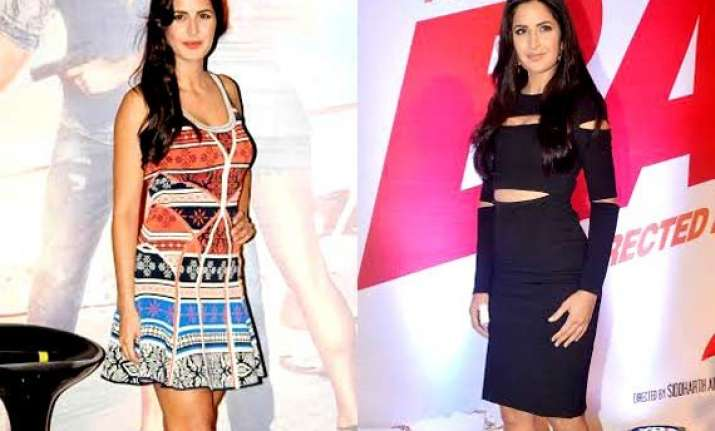 katrina kaif s stylishly fashionable looks for bangbang