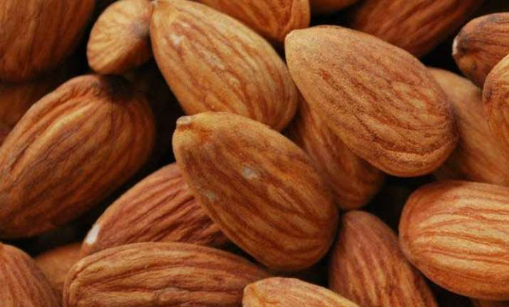 eating almonds daily can boost your overall health