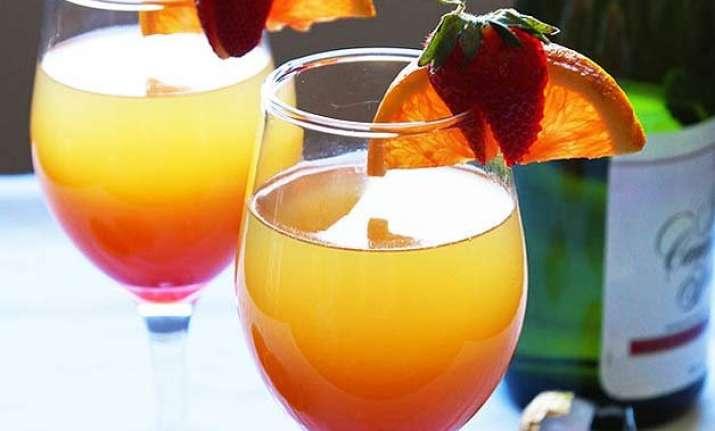 orange juice good for ageing brain study