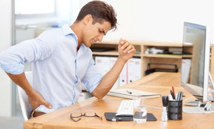 desk job making you unfit here s how you can change it