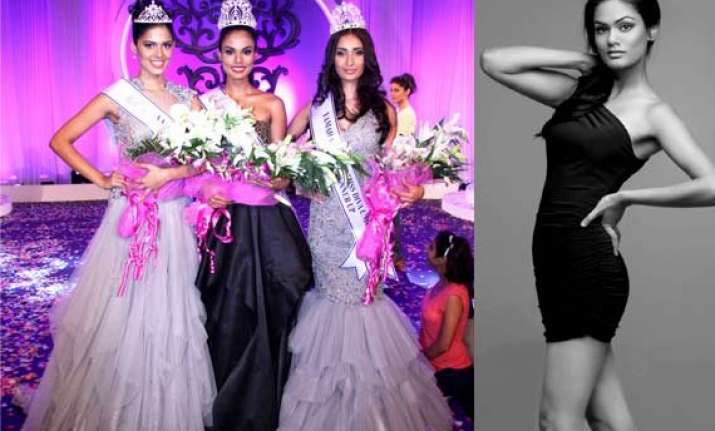 noyonita lodh to represent india at miss universe see pics