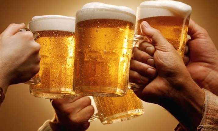 believe it or not beer is the most favourite drink of