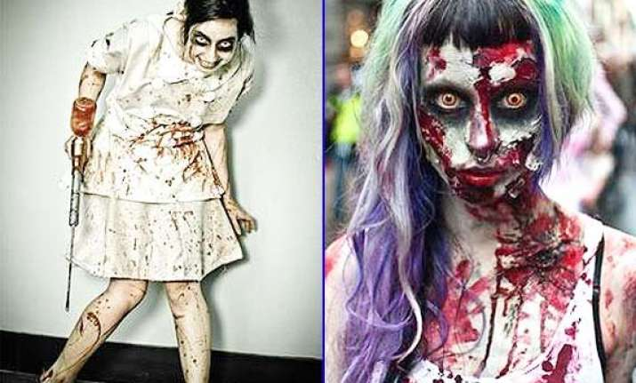 ready for halloween tips to look scarier with easily