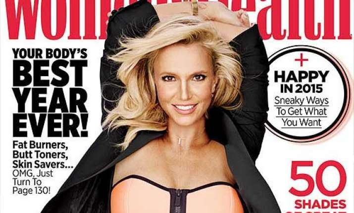 what keeps britney spears fit