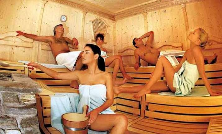 sauna bathing reduces heart related mortality research