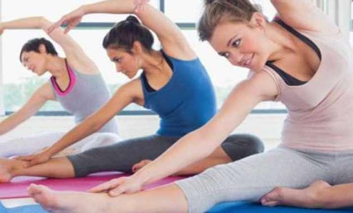 yoga can improve a man s parenting skill