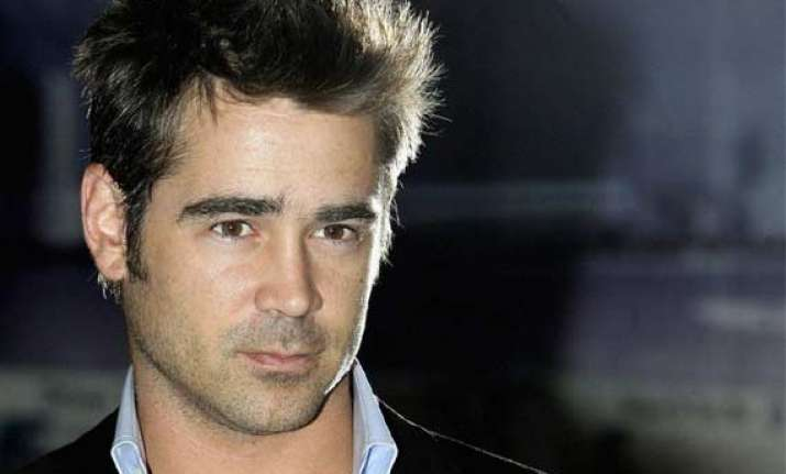 colin farrell to endorse dolce and gabbana s fragrance