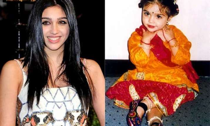 madonna shares daughter lourdes desi pictures on 18th