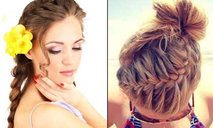 Easy Hairstyles For Beach Holiday Indiatv News Lifestyle News