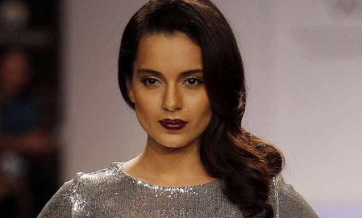 will launch my own fashion label someday says kangana ranaut