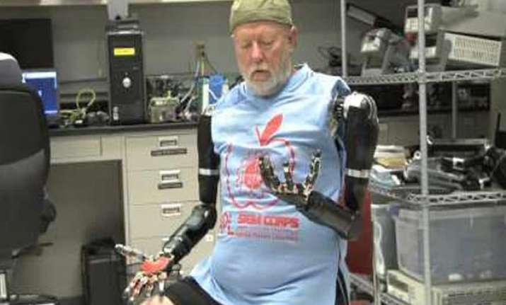 indian origin man develops thought controlled prostheses