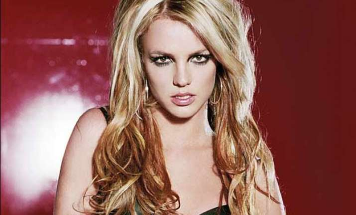 britney spears embarks on new fitness regime
