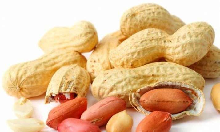 want to lose weight simply eat peanuts