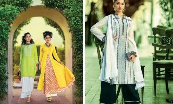 kurtas with different bottomwear check out what are the