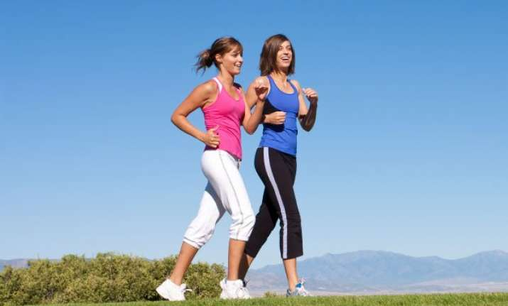 30 minutes of daily walk curbs death risk from heart