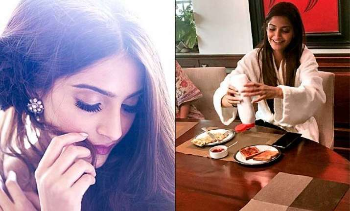 cannes 2015 all about sonam kapoor s skin care and beauty