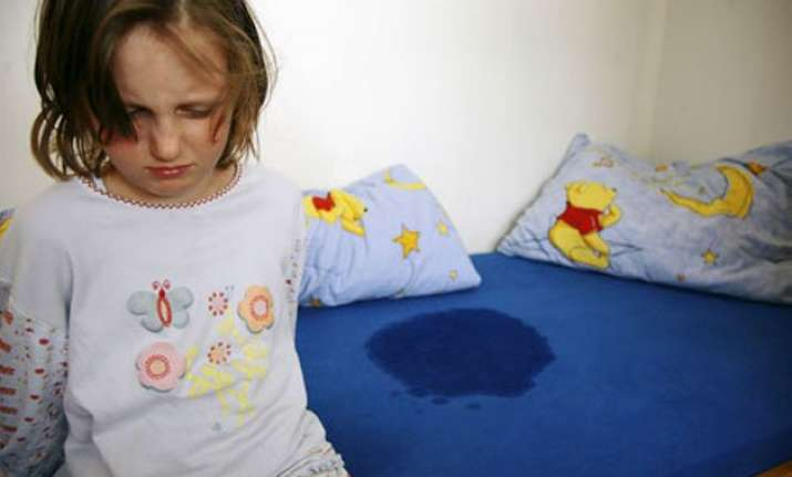 treatment to reduce bed wetting